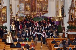 Aindling - Weihnachtskonzert5